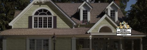CertainTeed Shingle Roof